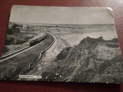 1962 Real Photo Postcard Dawlish Warren Devon