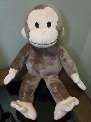 Kohl's Cares Curious George Plush 13""
