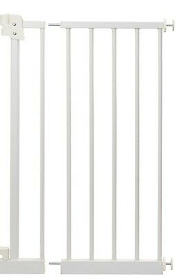 White Protector 30cm Extension (2131) use with gate 2127 or 2128