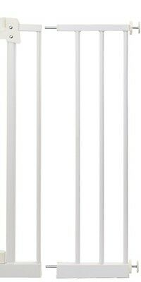 White Protector 20cm Extension (2130) use with gate 2127 or 2128