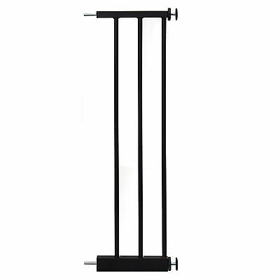 Black Perma Child Safety 20cm Extension (772) use with gate 774