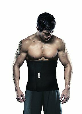 TKO Waist Trimmer Slimmer Belt Helps Shed Excess Water Weight One Size Fits Most