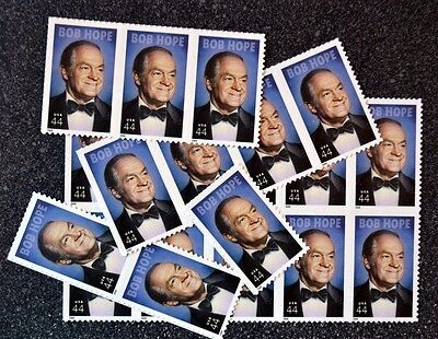 2009USA #4406 44c Bob Hope- Set of 20 Mint Stamps From Sheet