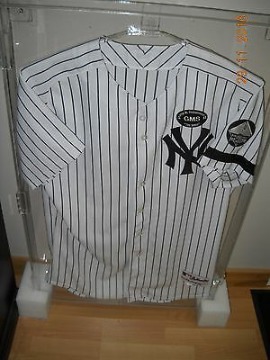 2010 Francisco Cervelli #29 New York Yankees Game Used Worn Home Jersey RARE !!