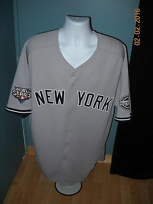2009 Alfredo Aceves #91 New York Yankees Game Used Worn World Series Jersey