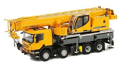 Clearance Sale - Liebherr Ltf 1060-4.1  Mobile Crane / 1:50 Scale