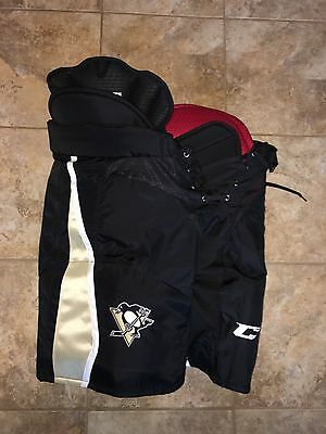 Pro Stock Pro Return Pittsburgh Penguins CCM HPUCLP CL Pants Small New