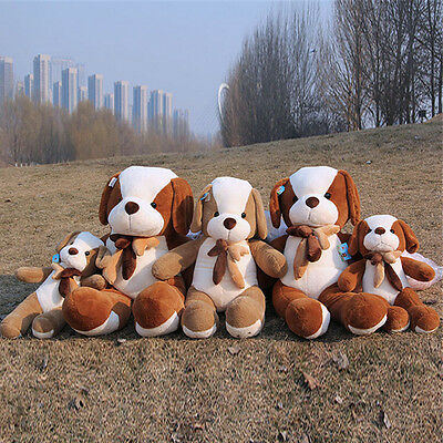 Big Dog Plush Toys Giant Soft Stuffed Animals Dogs Doll Gifts for Girls