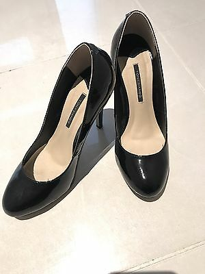 Tony Bianco 7.5 High Heels Leather Shoes