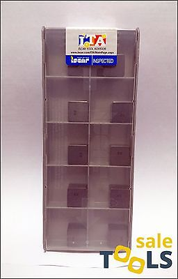 Iscar Sngn 120712T In23 / Sng 453T In23  *** 10 Ceramic Inserts ***