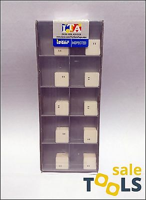 Iscar Sngn 120712T In11 / Sng 453T In11  *** 10 Ceramic Inserts ***