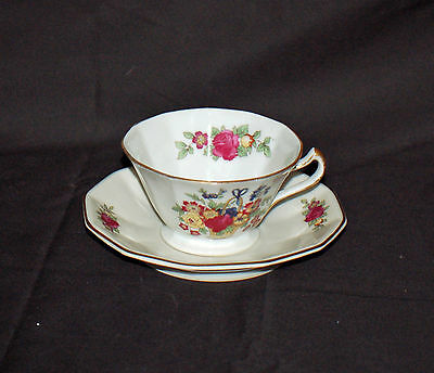Crown Imperial Cup and Saucer Set(s)   CIM16   Combined Shipping Available