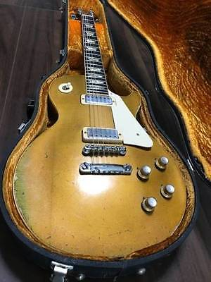 Gibson Les Paul Deluxe 1970's Vintage with Original Hard Case Free Shipping