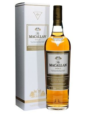 The Macallan Gold Single Malt Scotch Whisky 700ml 40 % abv