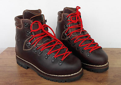 Gronell Stelvio Gallusser Leather Boots 44