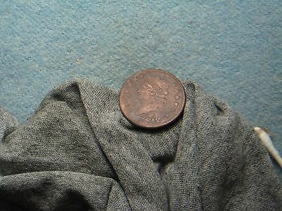 1812 Large Cent!! XF Detail! (122)