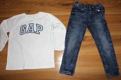 M&S GAP boys top jeans bundle 2-3 years *I'll combine postage