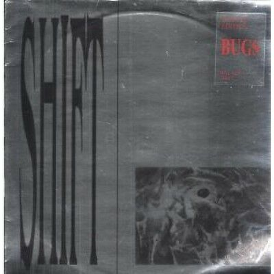 """SHIFT Bugs 12"""" VINYL Belgian Private 1990 5 Track EP In Metallic Pic Sleeve"""