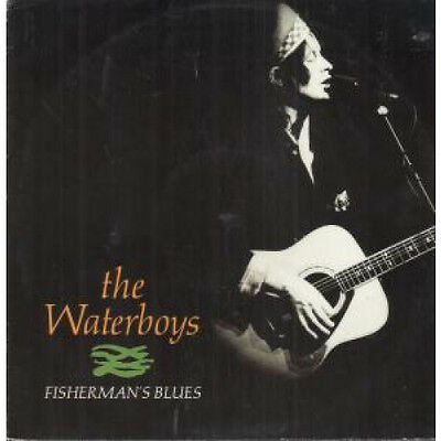 "WATERBOYS Fisherman's Blues 12"" VINYL UK Ensign 1991 3 Track B/W Medicine Bow"