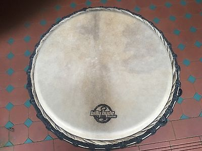 Large African drums