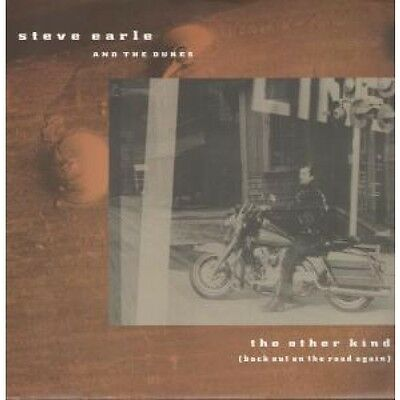 """STEVE EARLE AND THE DUKES Other Kind 12"""" VINYL UK Mca 1990 4 Track B/W West"""