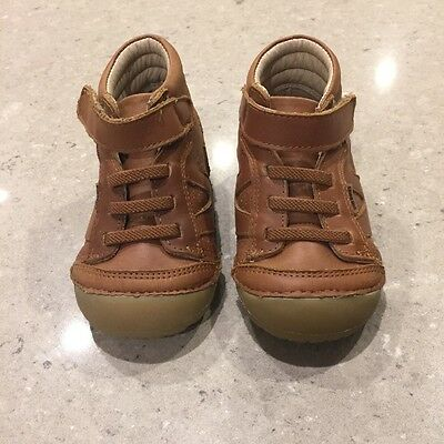 Old Soles Kids Shoes Size 6 (toddler)