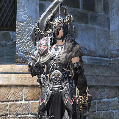 FINAL FANTASY XIV / FFXIV FF 14 Dyes : Ten Pots of Jet Black Dye - item not gil
