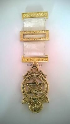 masonic regalia-MASONIC JEWELS-ROYAL ARCH COMPANION BREAST JEWEL BRAND NEW