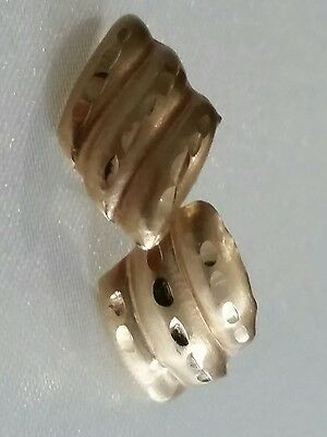 9ct Yellow Gold Pair of Studs Earrings