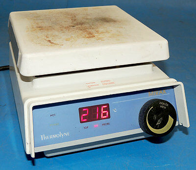 Thermo Barnstead Thermolyne Mirak Digital Hot Plate HP72625 Lab Hotplate/ Tested