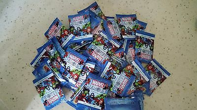 54x Woolworths Marvel Heroes Collectable Discs - NEW & SEALED