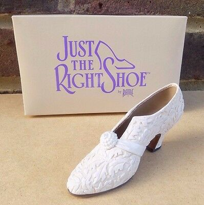 JUST THE RIGHT SHOE - I Do