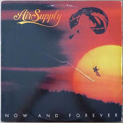 LP Air Supply - Now And Forever - USA - OIS - NM