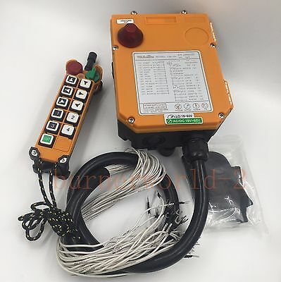 F24-10D 10 channels 2 Speed Industrial Hoist Remote Control/Radio Remote Control
