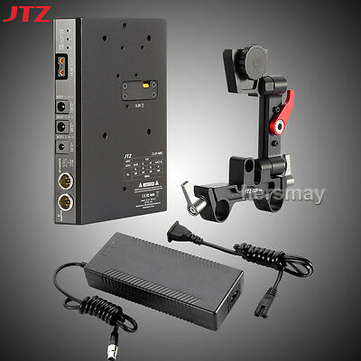 JTZ DP30 C5 CCUPS LE Power Supply Plate+DC Coupler For A7s A7R A7II A6300 A6500