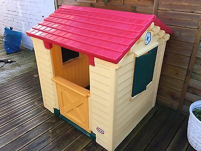 Little Tikes Playhouse/ Wendy house