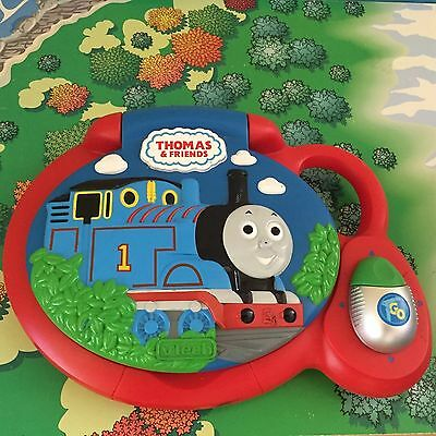 Vtech Thomas & Friends Laptop Computer Game Interactive Educational Toy