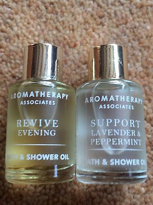 Aromatherapy Associates - Essential Oils X2 - Support & Revive 7.5ml - Unused