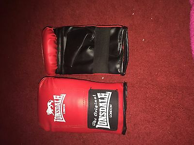 boxing mittens