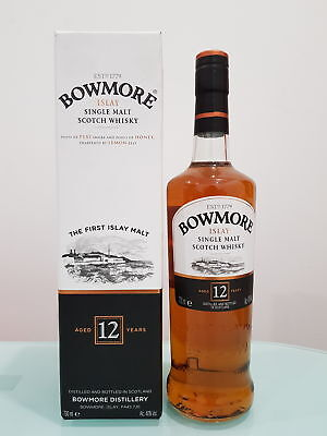 Bowmore 12 Year Old Single Malt Scotch Whisky 700ml 40 % abv