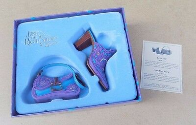 JUST THE RIGHT SHOE - Lone Star Collector Set (Limited Edition)