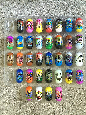 All Ja-Ru Beans/Mighty Beanz/Crazee Jumping Beans