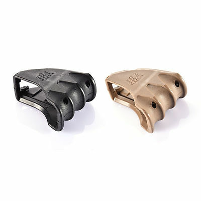 2 colors FAB Angled Textured Grip Forgrip Ergonomic Hand Grip Foregrip Light