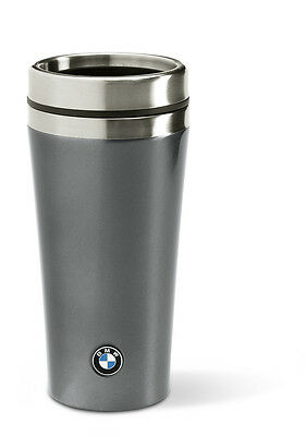 BMW Thermobecher Design grau Original BMW Thermo-Becher 80232411119 grey 2411119