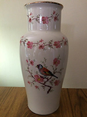 Rare Antique Arthur Wood Vase - Pattern 5874 - Superb - 11.8 inches (30cms)