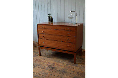 Stunning Vintage Retro Greaves And Thomas Chest Of Drawers Sideboard