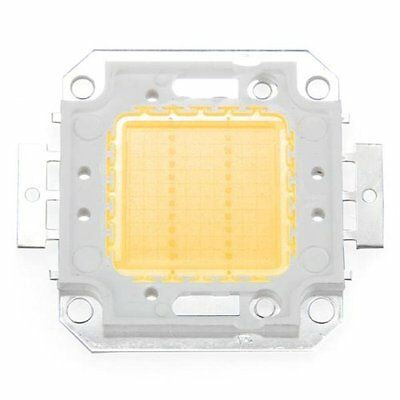 High Power 20W LED Chip Birne Licht Lampe DIY Warmweiss 1500LM 3000K GY H2X7