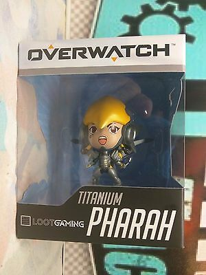 TITANIUM PHARAH - Cute but Deadly - Overwatch - Blizzard - Loot Gaming - 04/17