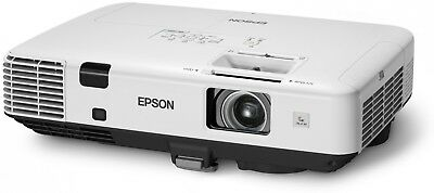 Epson Emp-400W Short Throw Home Cinema Projector New Lamp 4000 Hrs Wxga 16:10