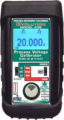 PIE 235 Process Voltage Calibrator